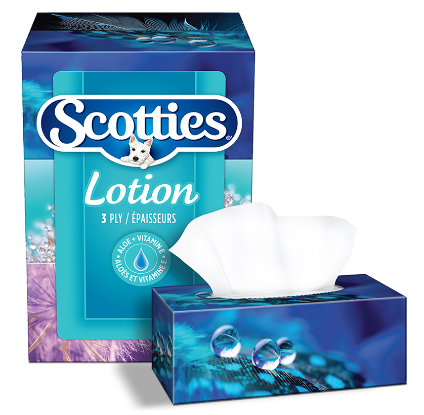 Scotties Lotion